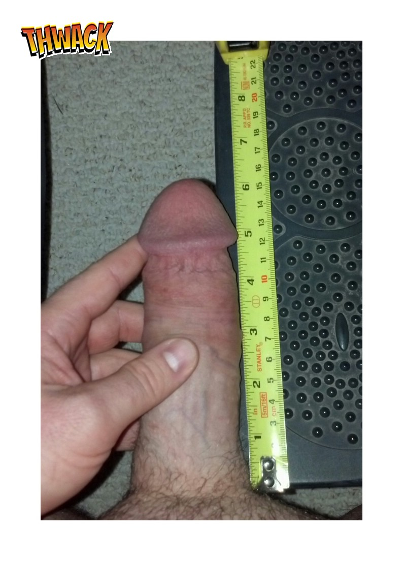 Man heeft besneden piemel van 15 cm!